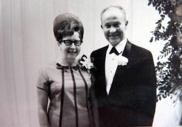 Arnold and Ilene Bengerter