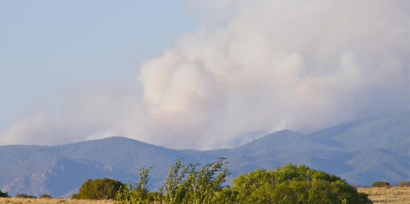 season of fires To learn more about descansos in New Mexico, read Descansos: An Interrupted ...
