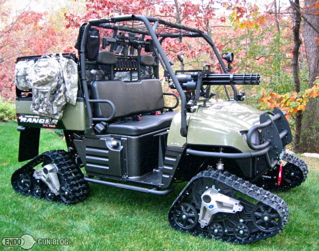 Tea Party golf cart