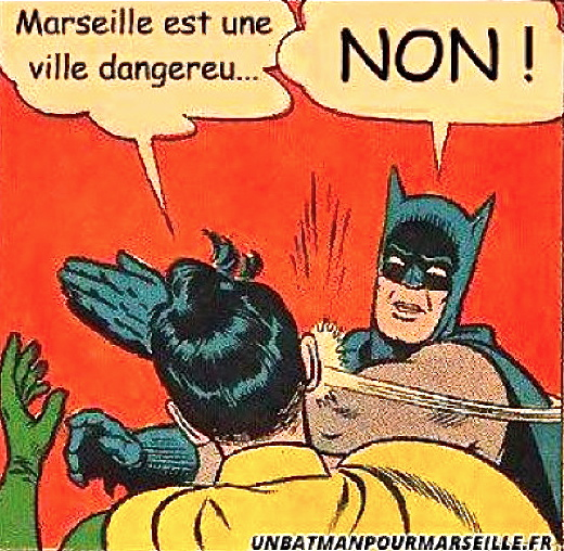 MARSEILLE-BATMAN