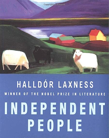 Halldor Laxness