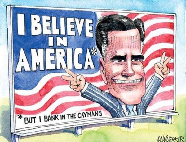 Cayman Romney