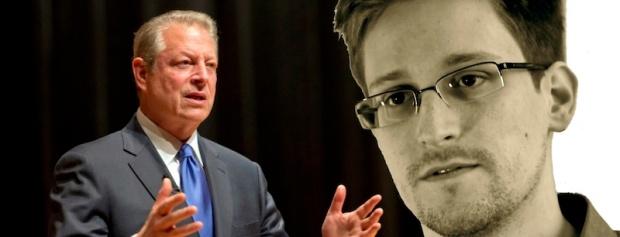Gore Snowden