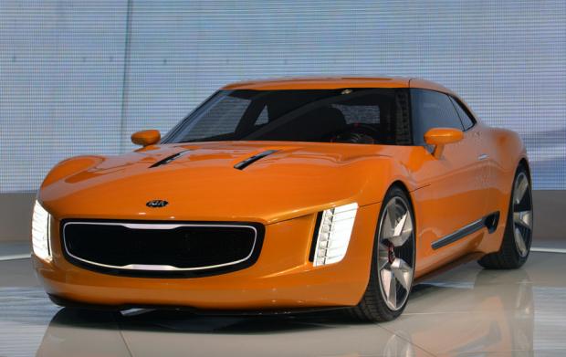 Kia GT4