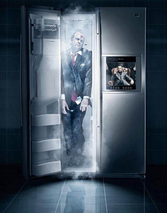 zombie fridge