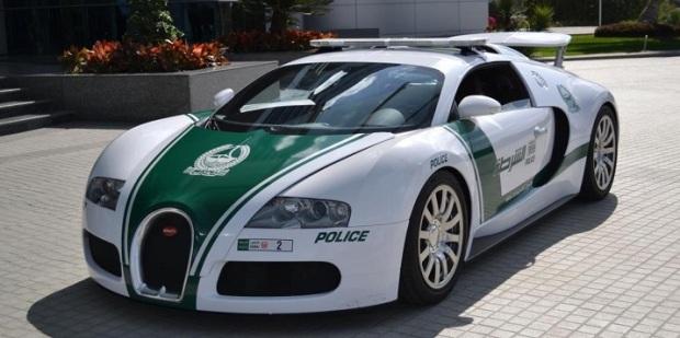 BugattiDubaiPolice