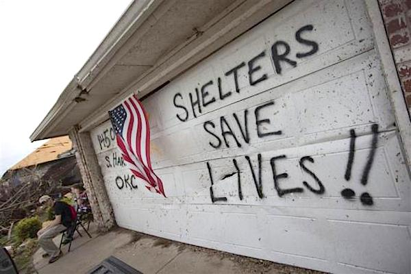 shelters save lives