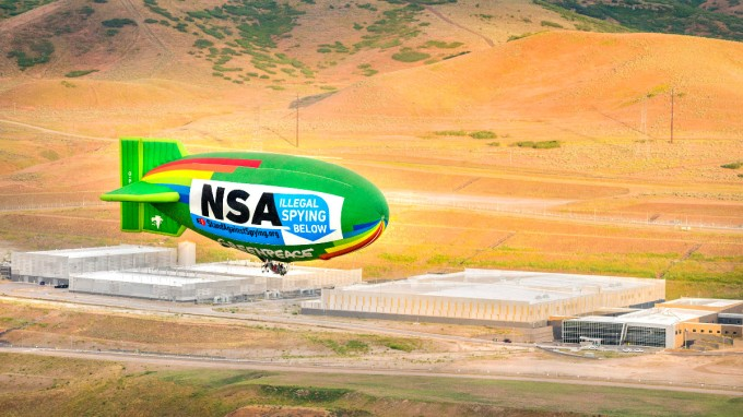anti-nsa blimp