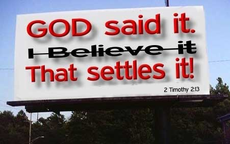 God-said-it-believe-it