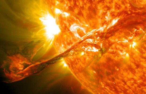 solar filament eruprs