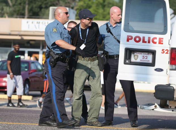 Olson arrest