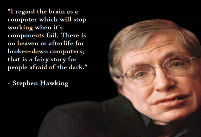 Stephen hawking research paper