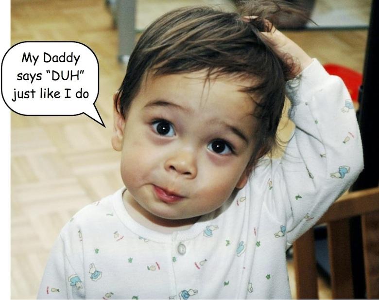 Daddy DUH