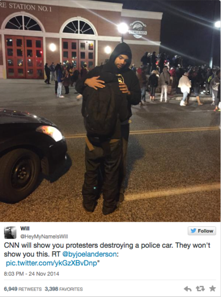 Ferguson Ground Zero