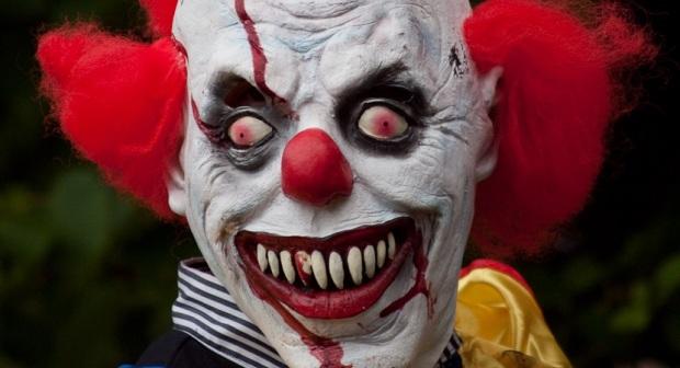 Are clowns really scary? Ha ha aaaargh! – Eideard