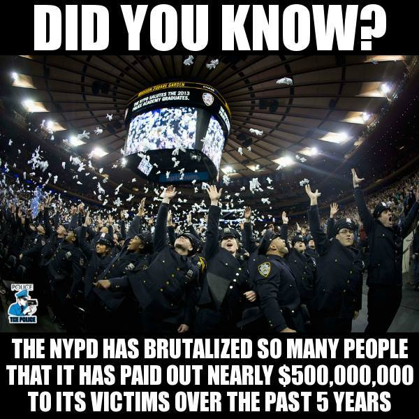 NYPD violence