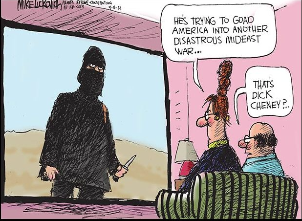 Dick [ISIS} Cheney