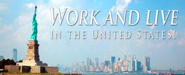 work and live in usa