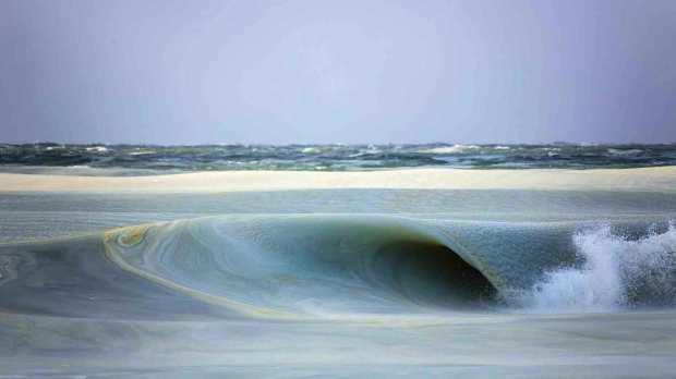 freezing wave