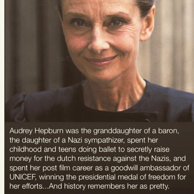 audrey hepburn devotion