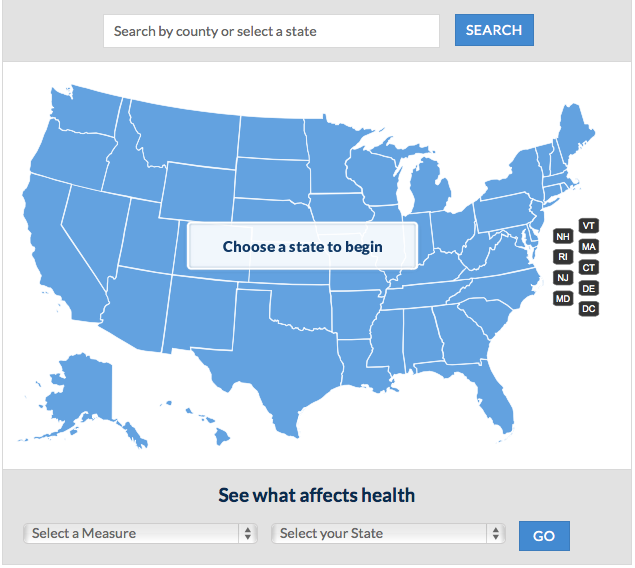 health by county