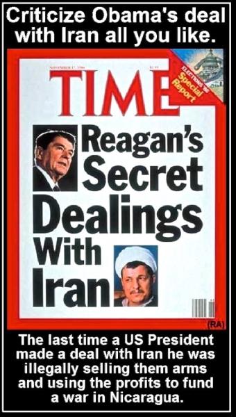 Reagan's legacy