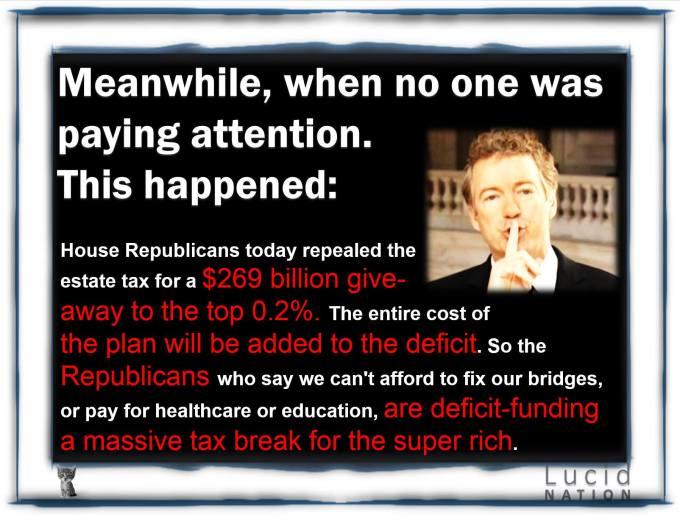Republican sleaze