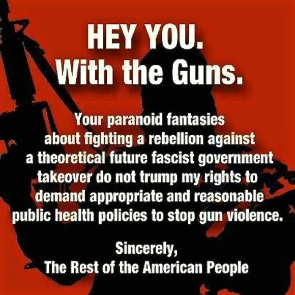 NRA Paranoid