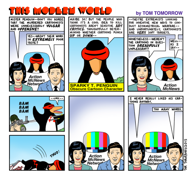 Tom Tomorrow, May, 2015