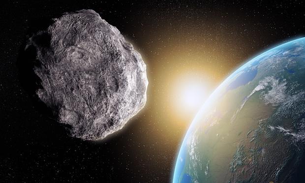 asteroids attack