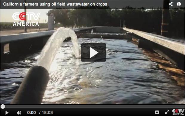 CCTV video wastewater crops