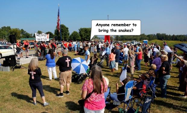 KY rally