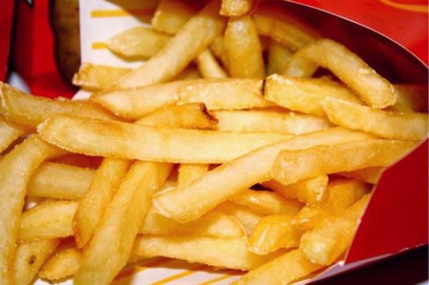 crap fries