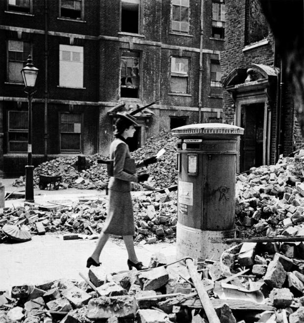 The letter — London 1940 – Eideard