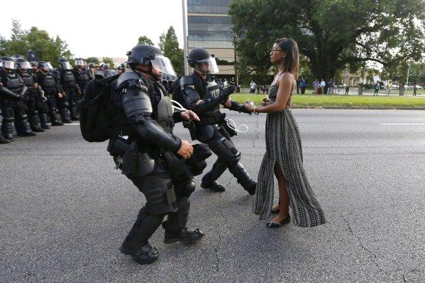 Ieshia Evans, hero